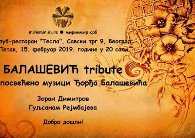 Тесла, плакат, Балашевић, 15.2.19